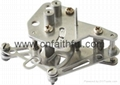 FYAC100-G15T--Stainless steel pressure meter movement
