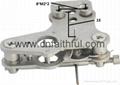 FYEC50-H14--Capsule pressure gauge