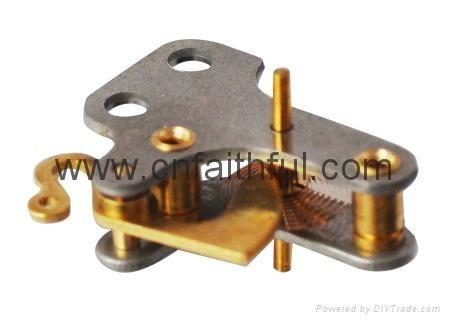 FYSC50-H15-High quality pressure gauge movement