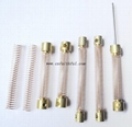 Hairspring For Bimetallic Thermometer