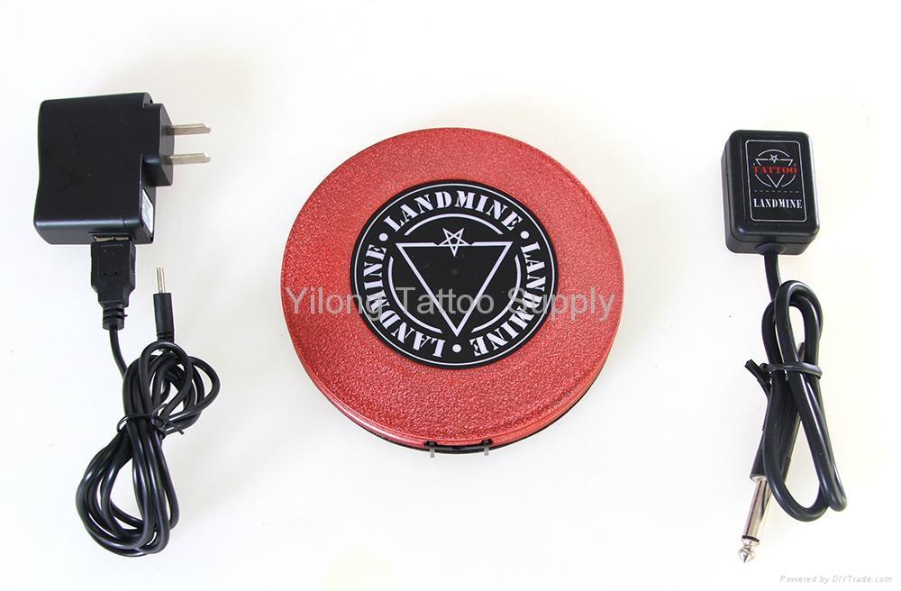 新款地雷無線遙控紋身腳踏 3