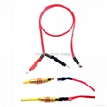 1001640 top high clipcord for tattoo power supply