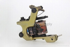 New style handmade tattoo machine,tattoo gun vs coil