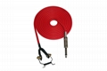 1002126  Newest Tattoo Clip Cord clipcord For Power Supply RED silicone clipcord