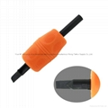 1002284 Sale 30MM Rubber Silicone Handle Safe Tattoo Grip
