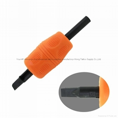HOT Sale 30MM Rubber Silicone Handle Safe Tattoo Grip