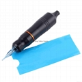8120049 200PCS Pen Tattoo Machine Bag Cover for Pen Type Machine