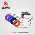 1001515 Tattoo Clip Cord clipcord For Power Supply silicone clipcord
