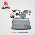 1900202 Silver Tattoo Thermal Transfer Copier Machine