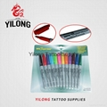 1900113 Colorful tattoo pen