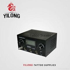 新型专业双调液晶显示纹身电源