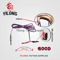 1600313 top high clipcord for tattoo power supply