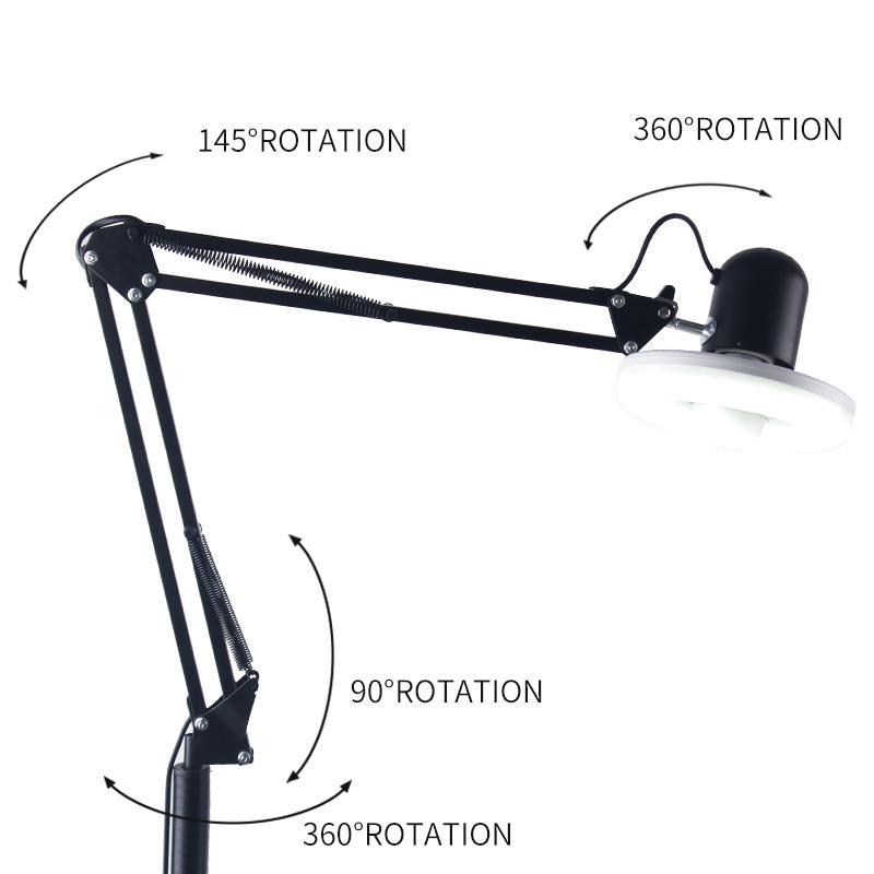 tattoo adjustable floor lamp 3