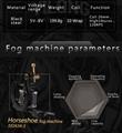 102634 Horseshoe coil machine