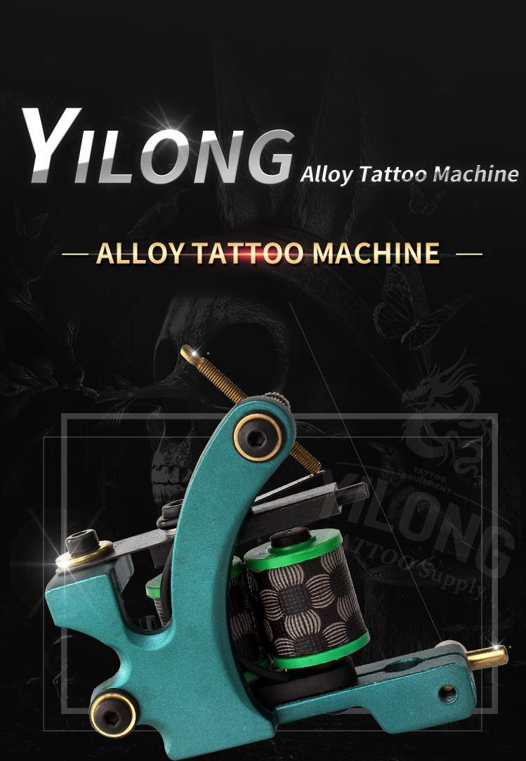 1001907-6 Coil tattoo machine 2