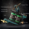 1001907-6 Coil tattoo machine 5