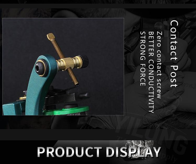 1001907-6 Coil tattoo machine 8