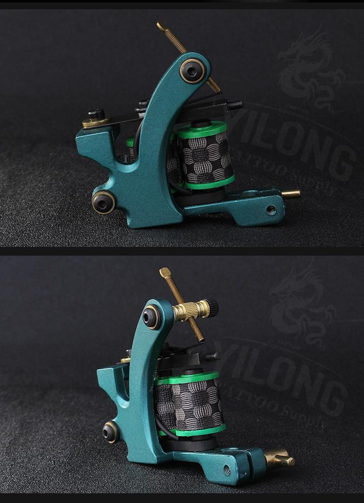 1001907-6 Coil tattoo machine 9