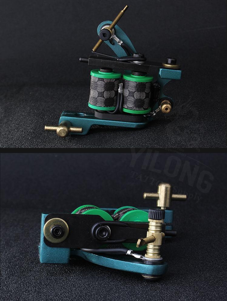 1001907-6 Coil tattoo machine 10