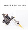 1002642  Self - Locking Stainless Grip