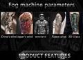 1001650 IMP tattoo machine