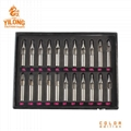 1800605 Tattoo Stainless Steel SS Tips Kit