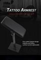 1002136  Steel Armrest For Tattoo