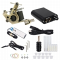 3000278 Hot Professional Coil Tattoo Machine Kit 4