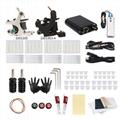 Yilong Alloy Tattoo Machine Kit  3000422