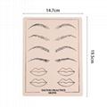 Yilong Practice skin,flower image-40g 2100501