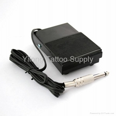 Premier Classic Square Tattoo Foot Switch Pedal For Great Tattooing