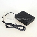 1600204 Selling 304 Stainless Steel Square Tattoo Power Supply Foot Pedal Switch