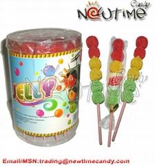jelly lollipop