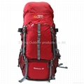 NIKKO CAMPING BACKPACK 55L