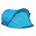 Outdor camping Tent automatic 2-3 person