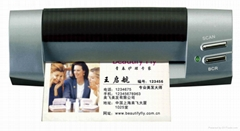 A6 Business Card and Photo  Scanner