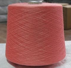 wool/viscose blended yarn