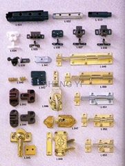Magnetic latch, Lock, Plate