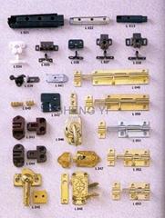 Magnetic latch, Lock, Plate
