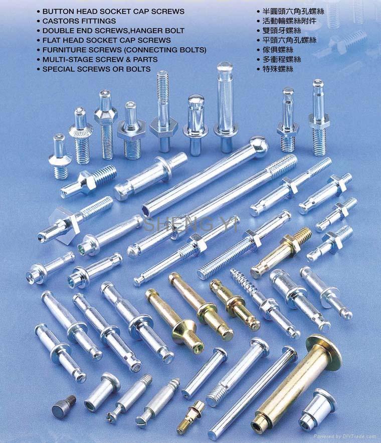 furniture screws, bolts, nuts 1