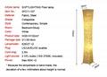 """52""""SOFTLIGHTING Floor lamp Fabric shade Simple shape Warm atmosphere Bedroom 2"""