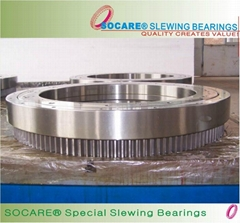 Slewing Ring for Gamma Knife