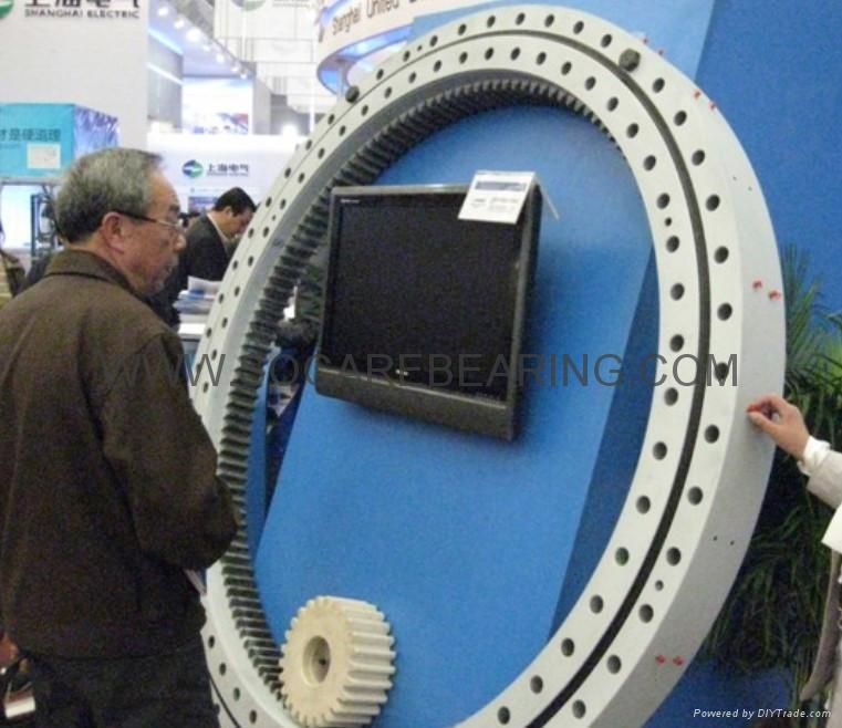 Slewing Ring for Wind Power Turbines 2