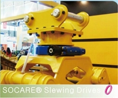 Worm Drive Rotation Systems