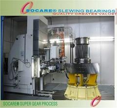 Super Gear, High Accuracy Gear Machining