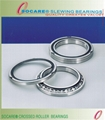 Cross roller bearings P2 precision for