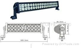 CREE LED Light Bar 120W 3
