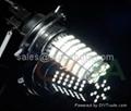 LED Fog Light H7-120SMD-3528 1