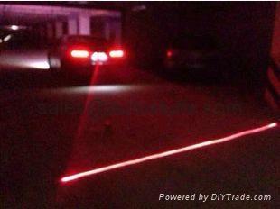 Car LED Laser Rear Fog Projector Light 2015 NEW 1