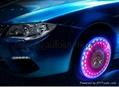 Super Waterproof Solar Car LED Wheel Light 2015 2